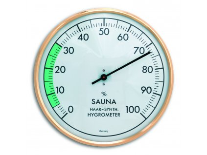 TFA 40.1012, Saunový vlhkoměr