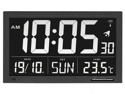 Velké nástěnné inverzní hodiny DCF - TFA 60.4505