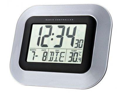 Digitální nástěnné DCF hodiny Techno Line WS 8005, 228 x 180 x 28 mm