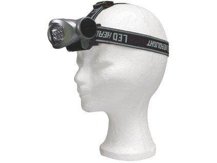 LED čelovka Emos ST-8301-8L 8x LED   P3508