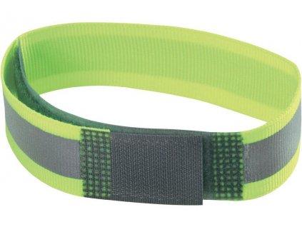 Reflexní páska se suchým zipem Fastech, 380 mm x 25 mm