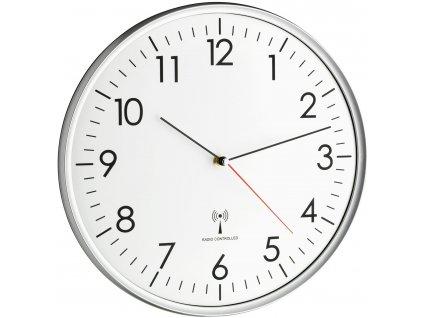 Nástěnné hodiny řízené DCF signálem TFA 60.3514, Ø 330 mm