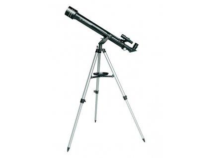 Hvězdářský čočkový teleskop Bresser Arcturus 60/700
