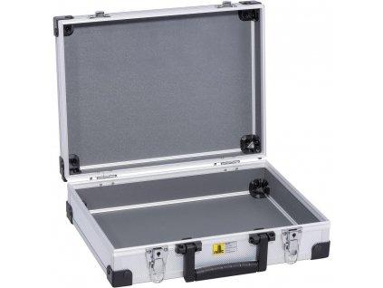 Univerzální kufřík na nářadí Allit nevybavený AluPlus Basic L, (D x Š x H) 345 x 285 x 105 mm