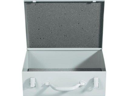 Kufr na nářadí Alutec 10400, ocel, 335 x 255 x 110 mm