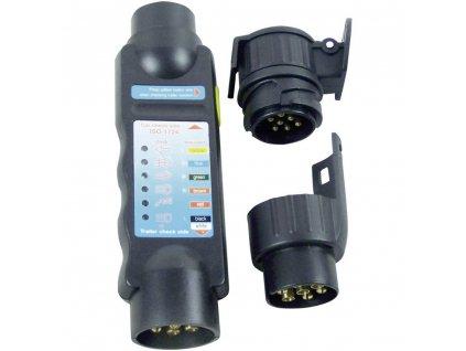 Tester palubního LED osvětlení Berger & Schröter 20003