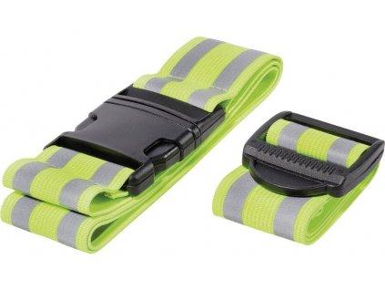Sada reflexních bezpečnostních pásků Lifetime 00857, žlutá