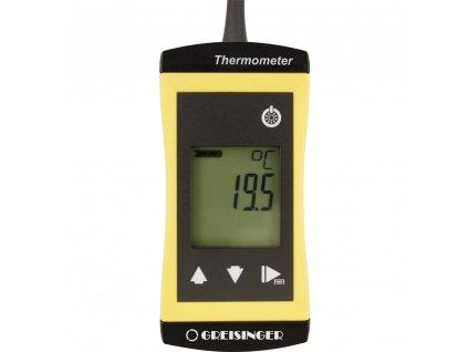 Teploměr Greisinger G1720, -70 až +250 °C, Typ sondy Pt1000