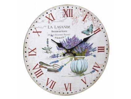 Vintage hodiny, La lavande TFA 60.3045.14
