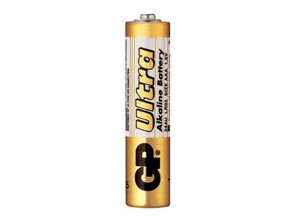 Mikrotužková baterie AAA - GP Ultra Alkaline