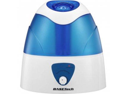Zvlhčovač vzduchu Basetech 25 m², 30 W, bílá, modrá