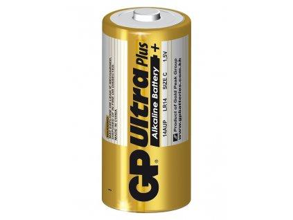 Monočlánková baterie C - GP Ultra Alkaline