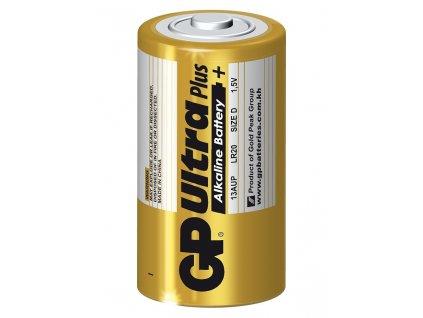 Monočlánková baterie D - GP Ultra Alkaline