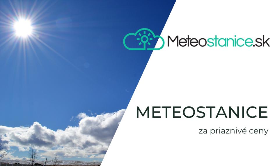 Naše meteostanice