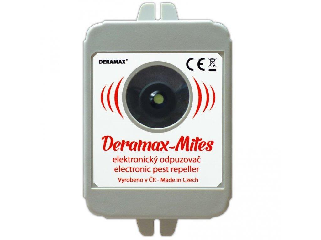 Deramax-Mites Ultrazvukový odpudzovač roztočov