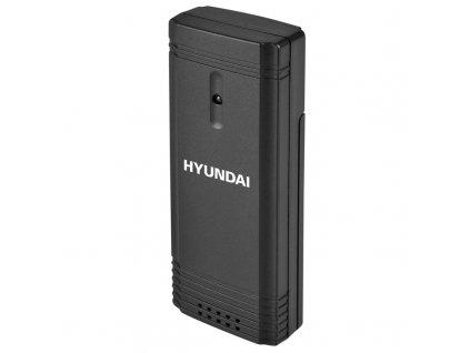 Bezdrôtové čidlo pre meteostanice Hyundai WSSENZOR823 čierne
