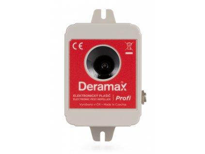 Deramax-Profi Ultrazvukový odpudzovač-plašič kún a hlodavcov