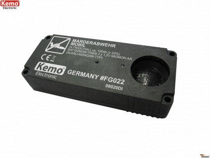 KEMO FG022 odpudzovac na bateriie