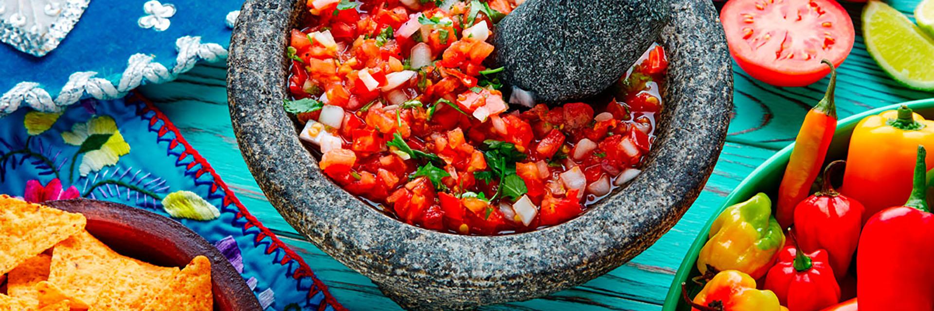 Mexická salsa Pico de Gallo
