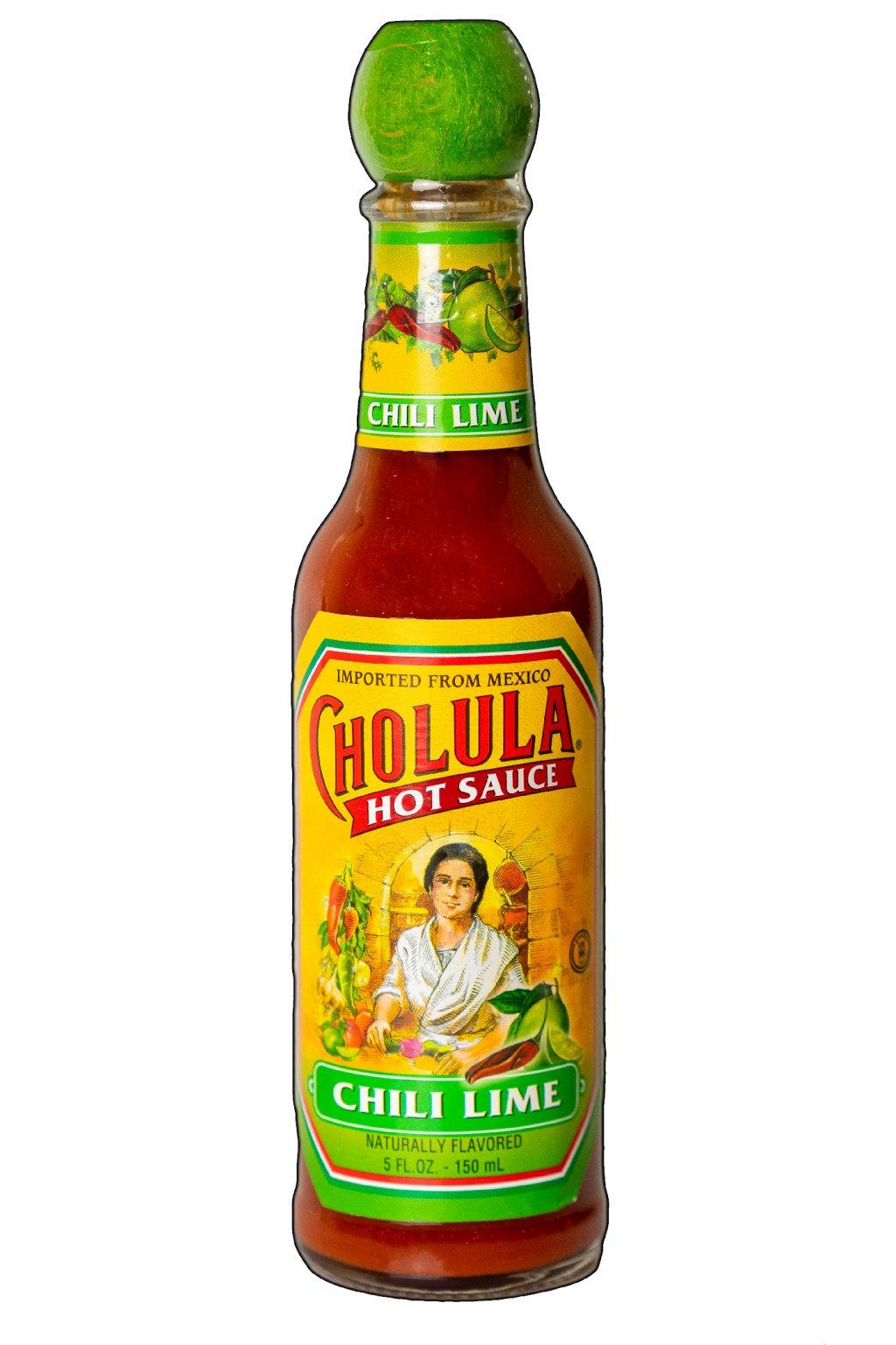 Cholula Lime
