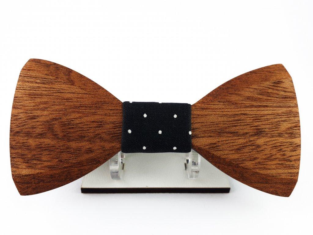 Dřevěný motýlek VELEN