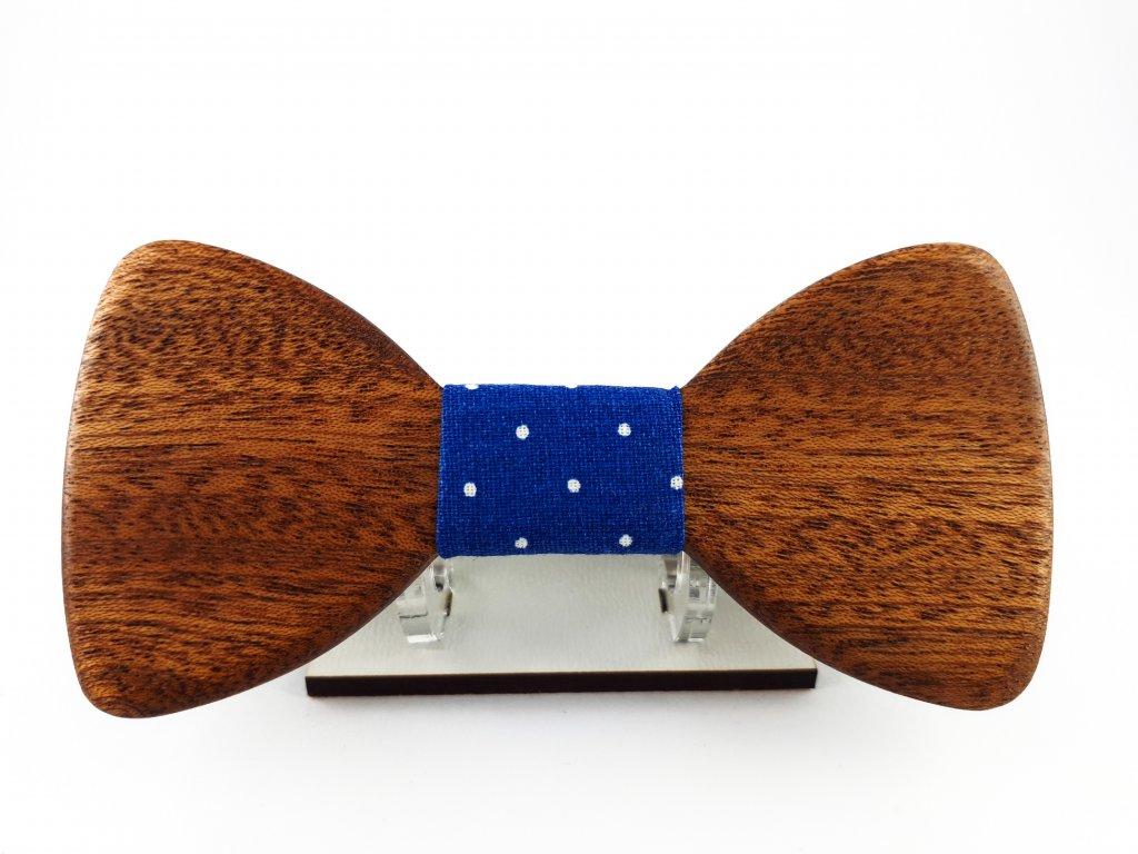 Dřevěný motýlek ČESTMÍR
