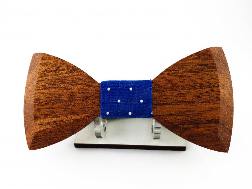 Dřevěný motýlek EDUDANT