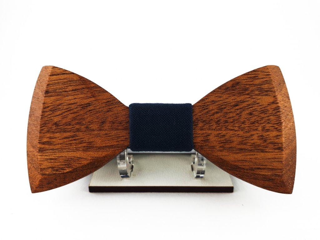 Dřevěný motýlek TIMUR