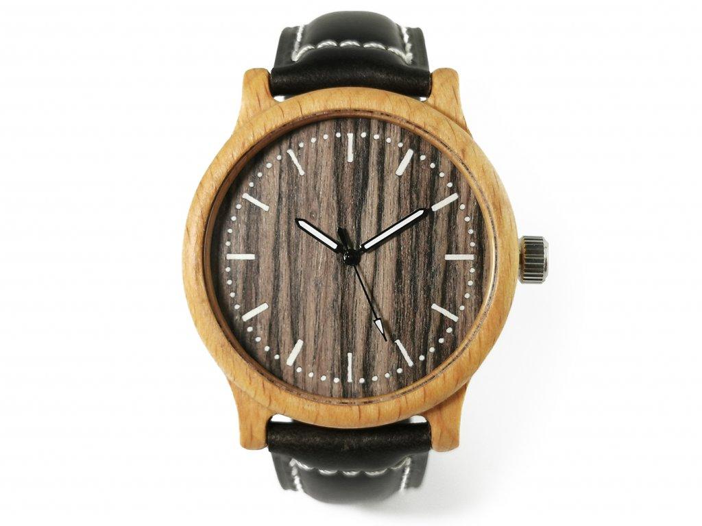 Dřevěné hodinky JÁCHYM