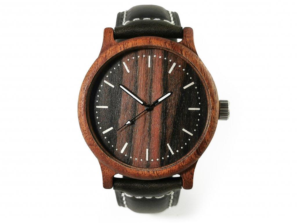 Dřevěné hodinky JONÁŠ