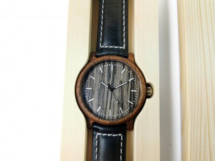 Dřevěné hodinky MATYÁŠ