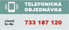 Telefonická objednávka