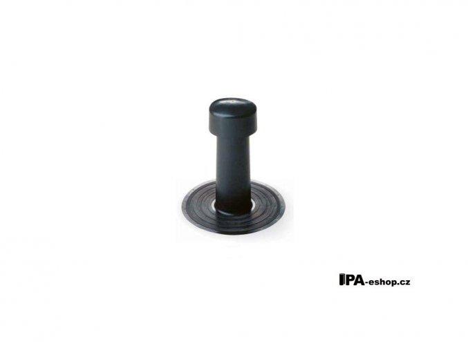 Odvětrávací komínek z TPE Maxi, d110mm, h270 mm
