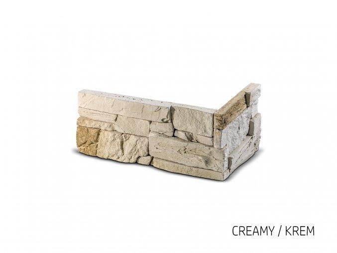ROH Obkladový kámen MANUS 320x150x145x35 mm Beton balení 0,87bm