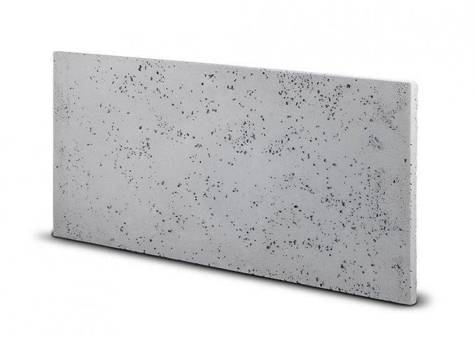 Obkladový beton světle šedý