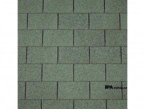 IKO Armourglass PLUS asfaltový šindel 03 - Amazon Green