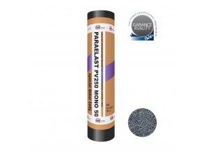 Asfaltový pás - Paraelast PV250 MONO 50 special dekor šedý