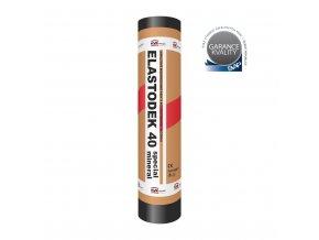 Asfaltový pás - Elastodek 40 Special Mineral