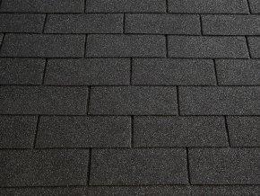 roofschield obdelník grafit černá