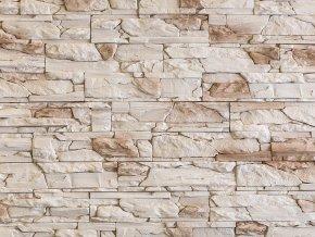 Obkladový kámen DAFINA krémová 398x98x35 mm Beton balení 0,46m2