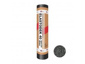 Asfaltový pás - Elastodek 40 Special Dekor černý