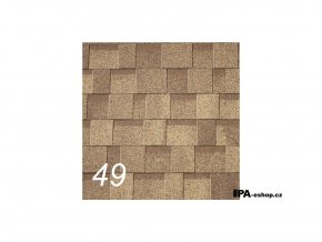 IKO Cambridge Xpress asfaltový šindel 49 - Earthtone Cedar (3,1 m2/bal)
