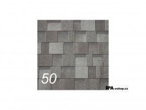 IKO Cambridge Xpress asfaltový šindel 50 - Harvard Slate (3,1 m2/bal)
