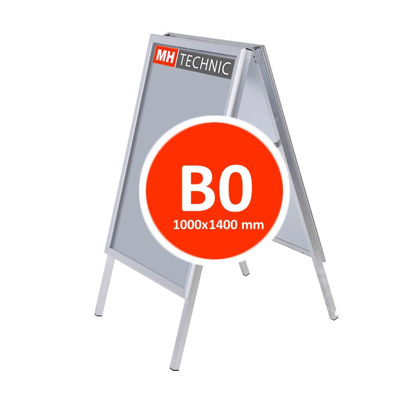 Reklamní áčko B0 (1000x1400 mm)