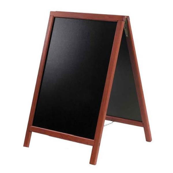 Dřevěné tabule a poutače