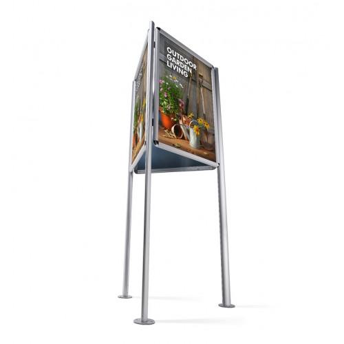 Reklamní poutače Tri-board