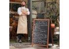 Dřevěná a reklamní áčka pro bistra a restaurace