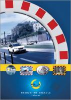 Vialux dopravní a dohledová zrcadla