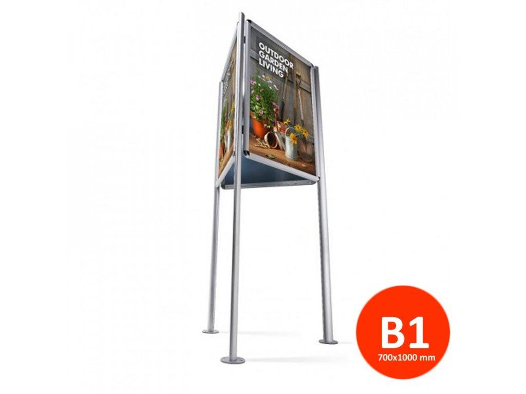 Tri-board 700x1000 mm