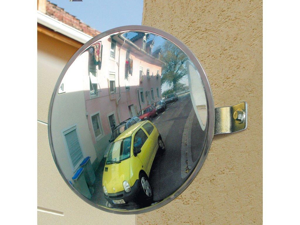 Pomocné výjezdové a parkovací zrcadlo průměr 300 mm